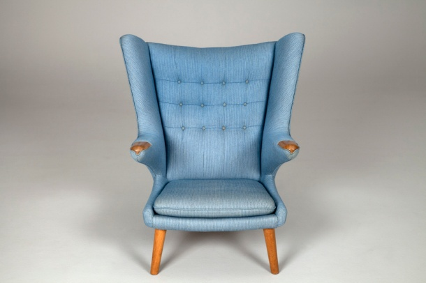 papa bear chair hans j wegner 1