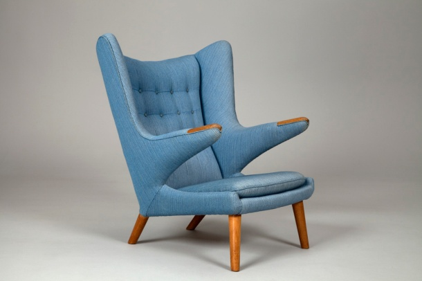 papa bear chair hans j wegner