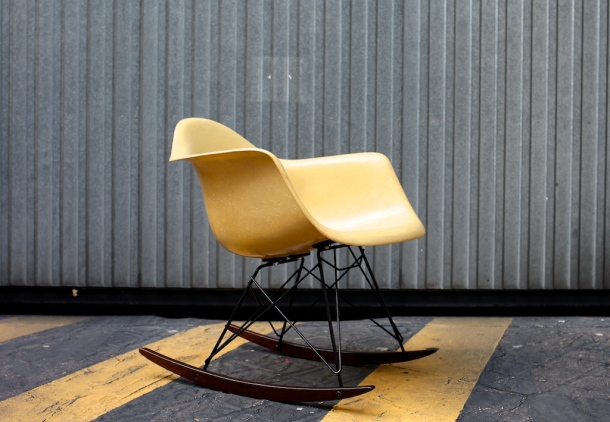rocking chair rar charles eames edition zenith 1950 1