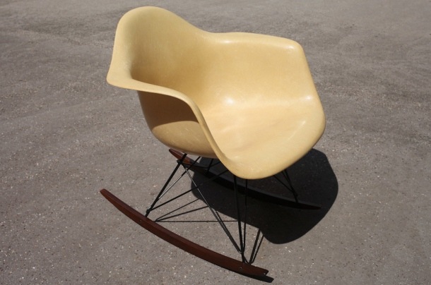 rocking chair rar charles eames edition zenith 1950 2
