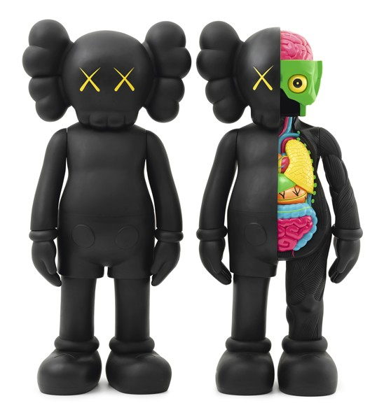 enchere auction nigo sothebys 7 octobre 2014 companion kaws