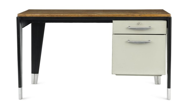 enchere auction nigo sothebys 7 octobre 2014 jean prouvé desk