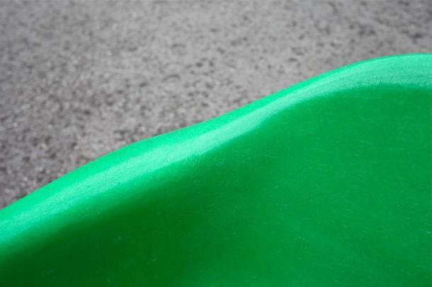rar eames herman miller green kelly 2