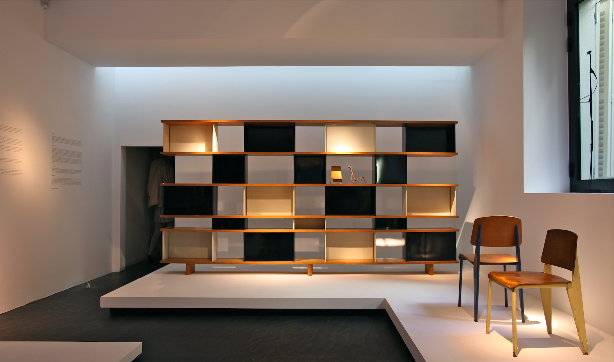 bahut charlotte perriand the good old dayz. Black Bedroom Furniture Sets. Home Design Ideas