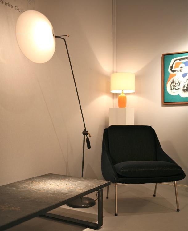 Galerie Alexandre Guillemain x Design Elysées 2014 x The Good Old Dayz 0