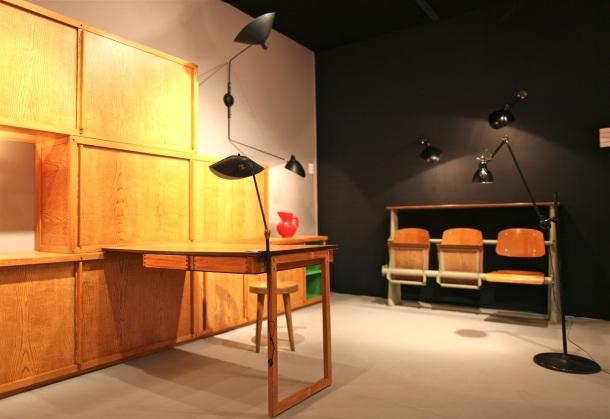 Galerie Avril x Design Elysées 2014 x The Good Old Dayz 1