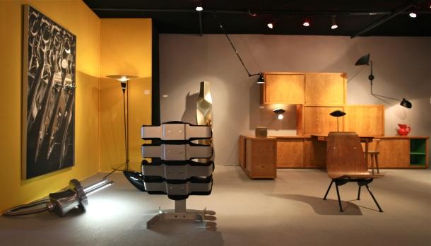Galerie Avril x Design Elysées 2014 x The Good Old Dayz 2
