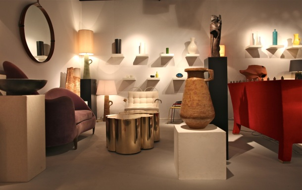 Galerie Edouard Demachy & Galerie Edouard de la Marque x Design Elysées x The Good Old Dayz 2