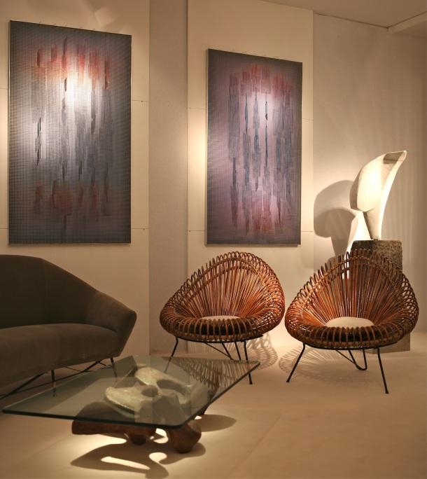 Galerie Futur Antérieur x Design Elysées 2014 x The Good Old Dayz 2