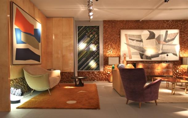 Galerie Hervouet x Design Elysées 2014 x The Good Old Dayz 2
