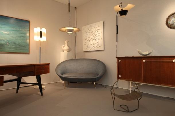 Galerie Meubles et Lumières x Design Elysées 2014 x The Good Old Dayz 1