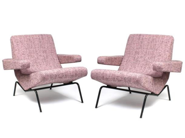 pierre paulin thonet cm194 the good old dayz. Black Bedroom Furniture Sets. Home Design Ideas