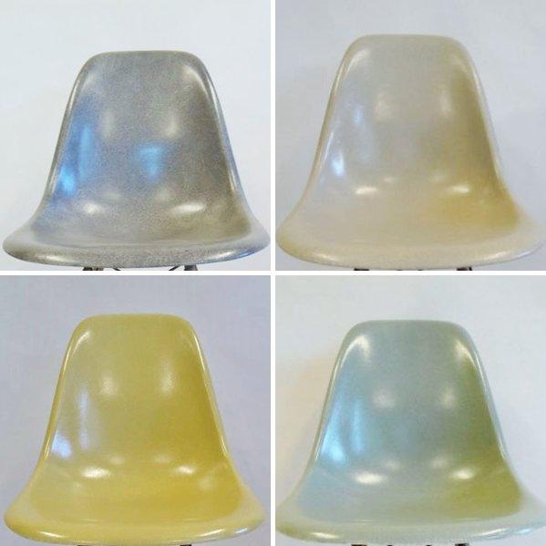 Chaise eames fibre de verre the good old dayz for Rar eames fibre de verre