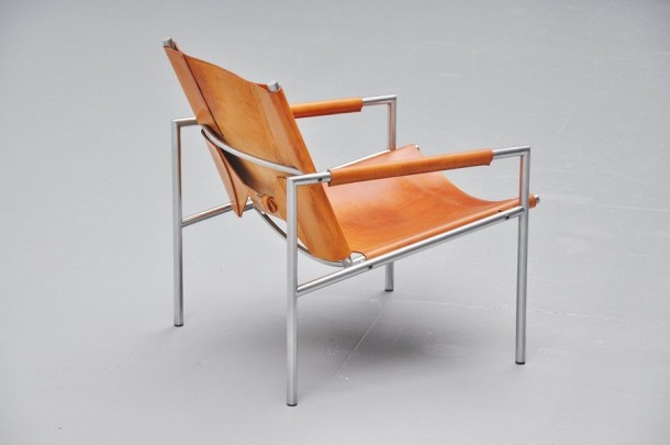 Martin Visser SZ02 lounge chairs 't Spectrum 1965  2