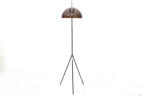 LAMPADAIRE 1079 DE GINO SARFATTI - ARTELUCE 1960 1