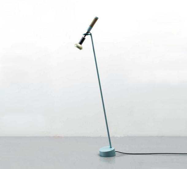 LAMPADAIRE GRIP PAR ACHILLE CASTIGLIONI - FLOS 1985