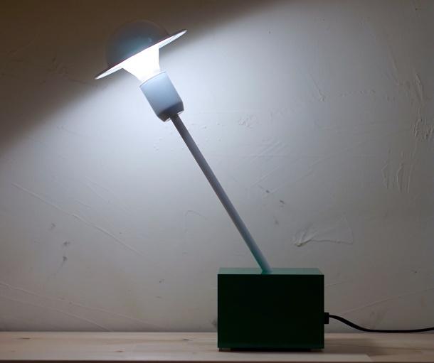 LAMPE DON PAR ETTORE SOTTSASS - STILNOVO 1977 4
