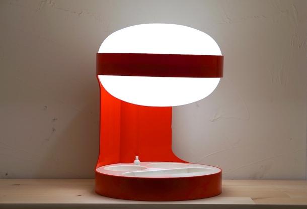 lampe KD29 joe colombo kartell 1967 1