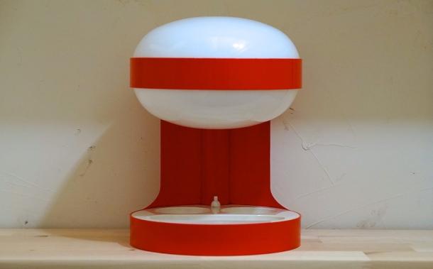 lampe KD29 joe colombo kartell 1967 4