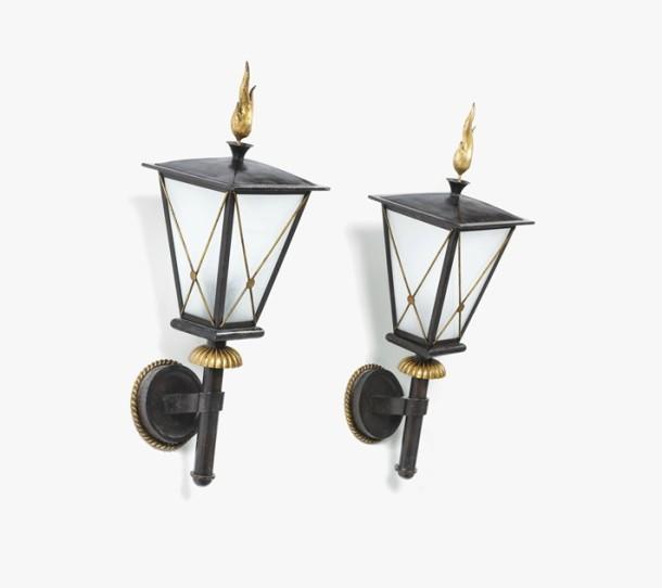 paire lanterne