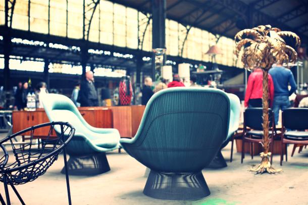 Bruxelles Brussels Design market 2015 vintage 1