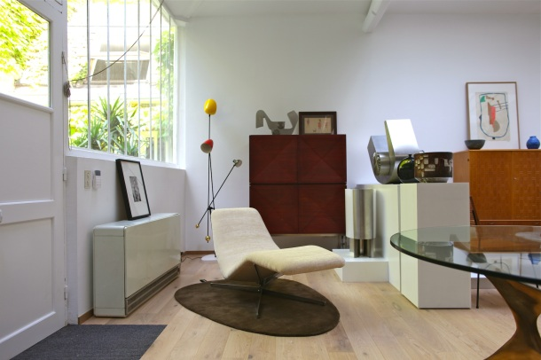 Showroom Galerie Alexandre Guillemain ARtefact Design 2
