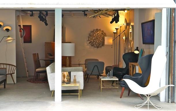 Gallerie Alexandre Guillemain - Artefact Design - Srand 85 Paul Bert 1