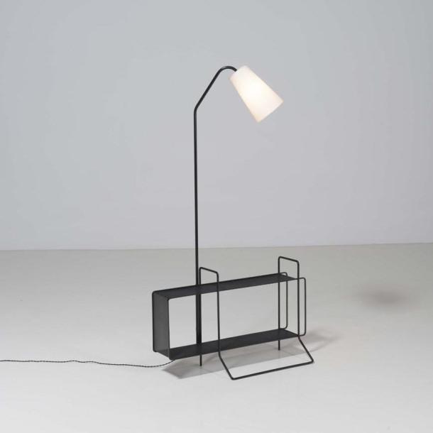 LAMPADAIRE DE MATHIEU MATEGOT - 1955