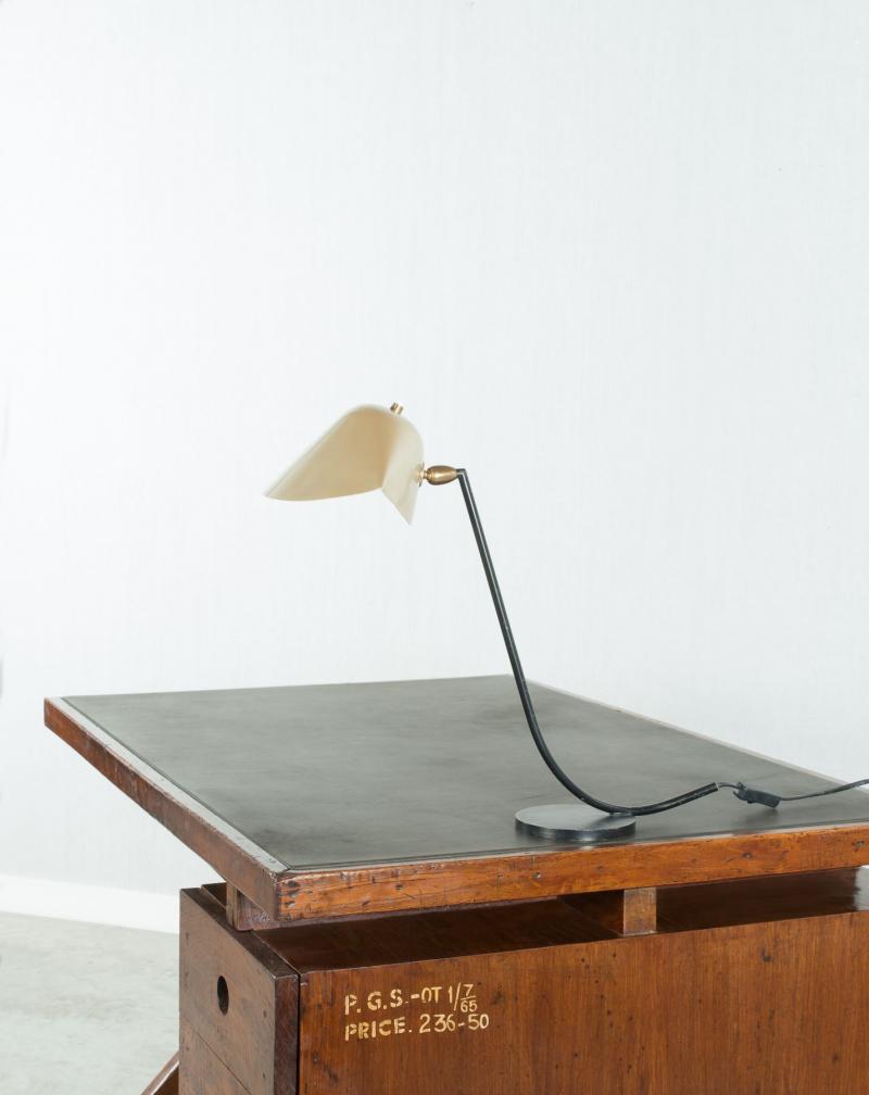 lampe serge mouille the good old dayz. Black Bedroom Furniture Sets. Home Design Ideas
