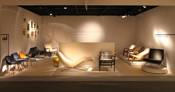 Expo Pierre Guariche - les introuvables - design elysees 2015 1