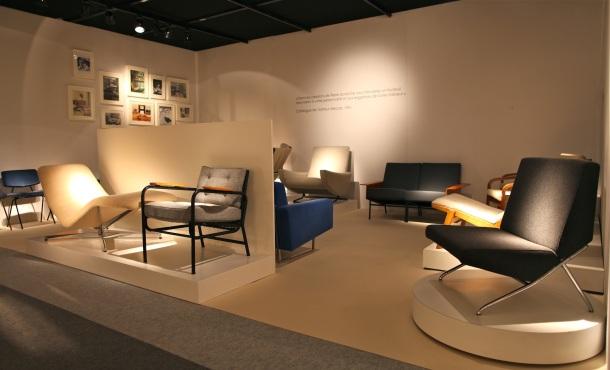 Expo Pierre Guariche - les introuvables - design elysees 2015 2