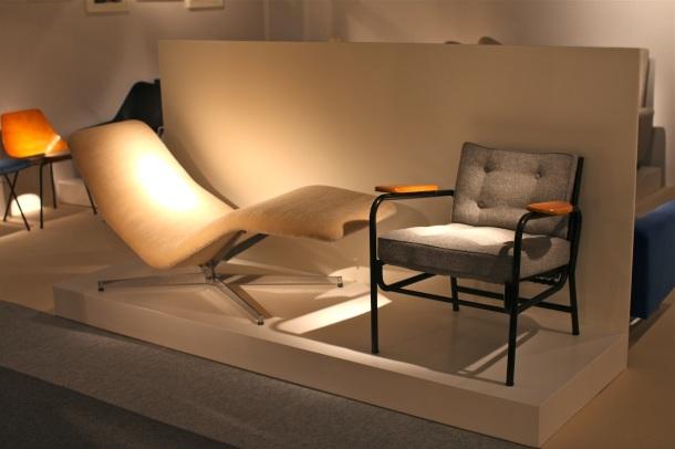 Expo Pierre Guariche - les introuvables - design elysees 2015 3