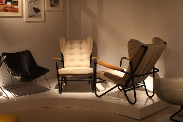 Expo Pierre Guariche - les introuvables - design elysees 2015 5
