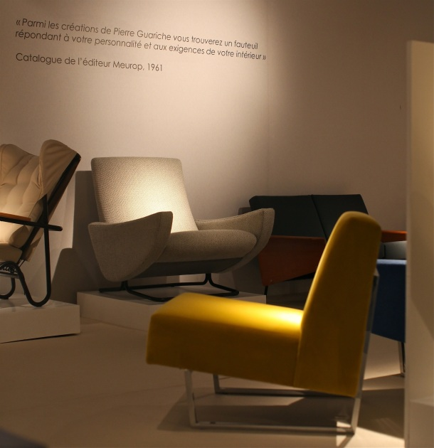 Expo Pierre Guariche - les introuvables - design elysees 2015 6