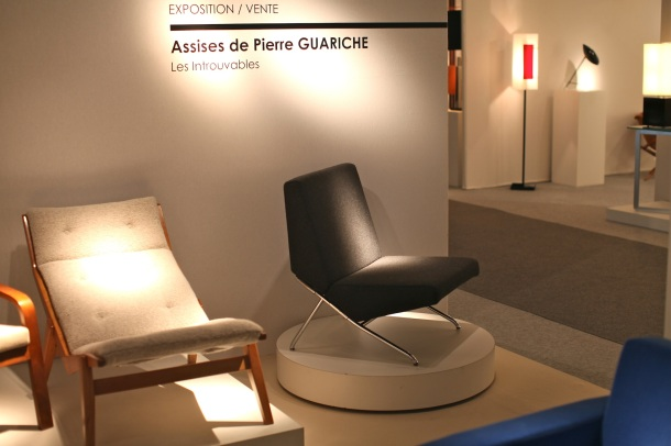 Expo Pierre Guariche - les introuvables - design elysees 2015 7