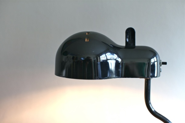 lampe mini topo joe colombo édition stilnovo 1970 4