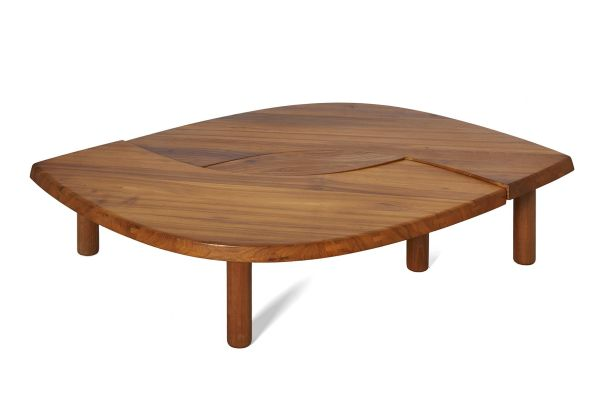 TABLE BASSE DE PIERRE CHAPO - 1965