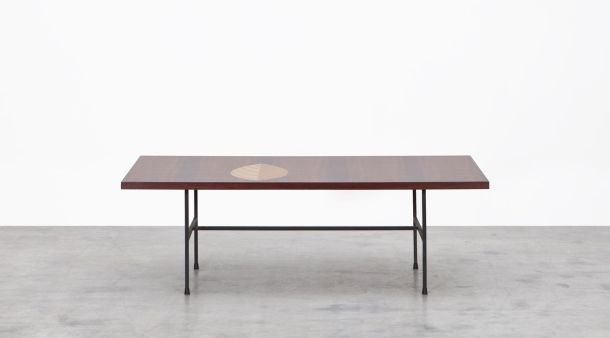 TABLE BASSE DE TAPIO WIRKKALA - ASKO 1958 1