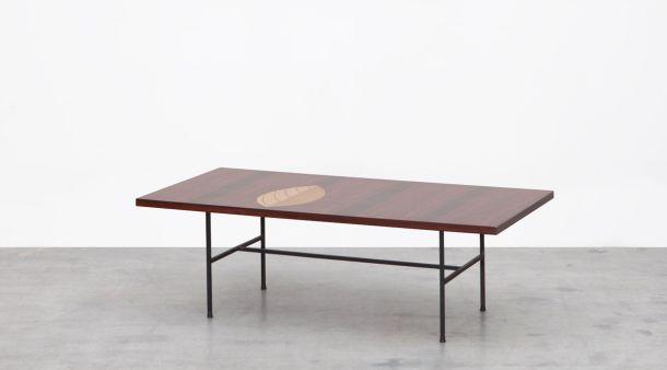 TABLE BASSE DE TAPIO WIRKKALA - ASKO 1958 2