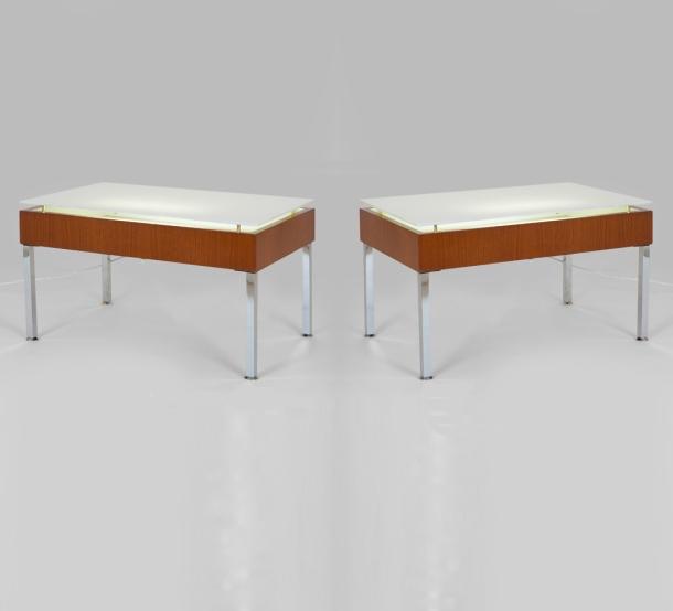 TABLE LAMPE G30 JOSEPH ANDRE MOTTE CHARON 1958