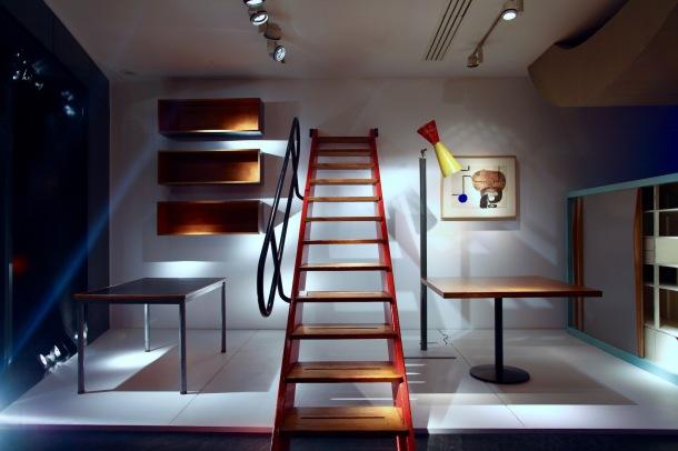 Expo Le Corbusier Mobilier - Galerie Laffanour 4