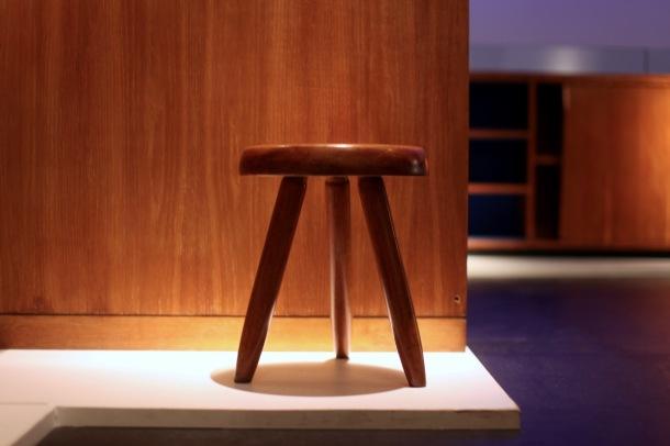 Expo Le Corbusier Mobilier - Galerie Laffanour 5