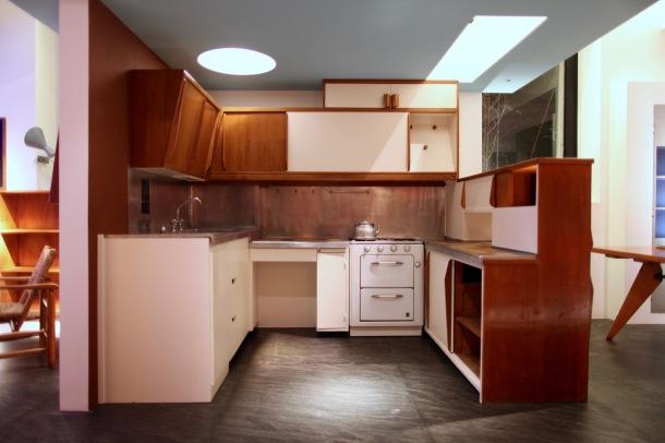 Expo Le Corbusier Mobilier - Galerie Laffanour 6