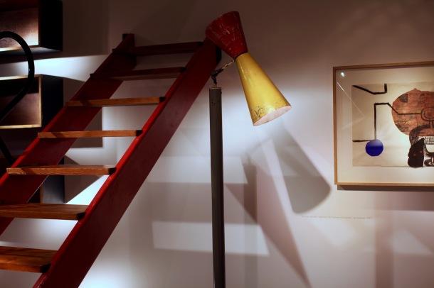 Expo Le Corbusier Mobilier - Galerie Laffanour 7