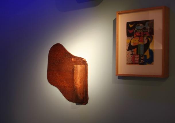 Expo Le Corbusier Mobilier - Galerie Laffanour 9