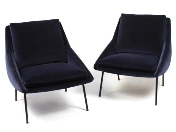 fauteuils 800 joseph andré motte steiner 1958 1