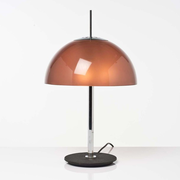 LAMPE 584 G PAR GINO SARFATTI – ARTELUCE 1957
