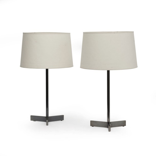 LAMPES PAR ROGER FATUS - DISDEROT CIRCA 1960