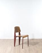 Chaise standard démontable Jean Prouvé