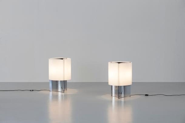 LAMPES 526G PAR MASSIMO VIGNELLI - ARTELUCE 1965
